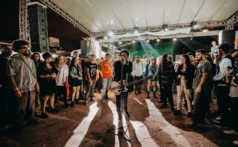 Festival BR135 faz aquecimento com várias atrações em São Luís