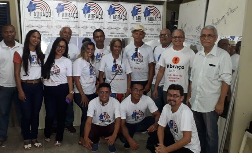 Abraço mobiliza rádios comunitárias na região da Floresta dos Guarás