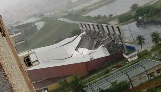 Nota de solidariedade do Clube de Engenheira do Maranhão sobre o ginásio Castelinho