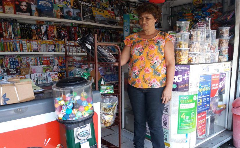 Prefeitura ordena a retirada de bancas de revista e lanche na área nobre de São Luís