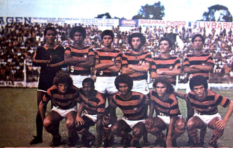 """Memórias futebolísticas do Apeadouro: Célio """"Batata"""", o craque do Maranhão ao Piauí"""