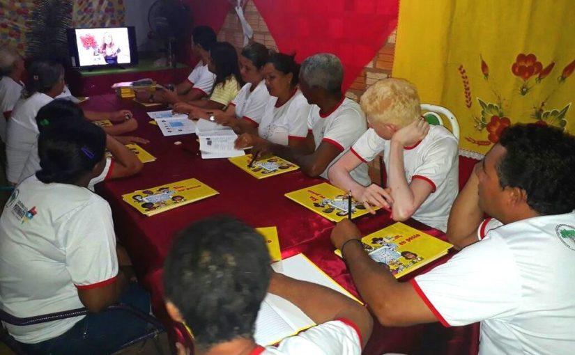 Programa de alfabetização executado em parceria com o MST no Maranhão é referência nacional