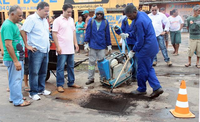 O milagre eleitoral do asfalto em São Luís