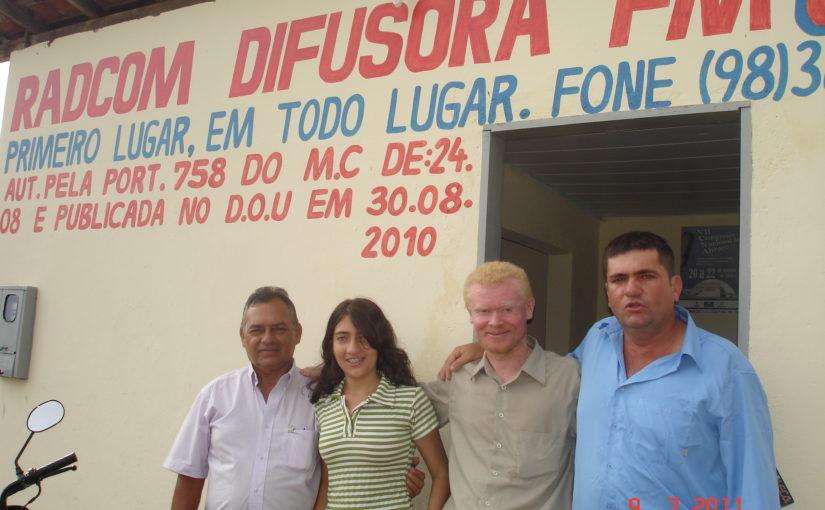Solidariedade à rádio comunitária Difusora, de Zé Doca, Maranhão