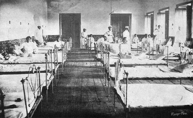 Fotografias registram a peste bubônica em São Luís