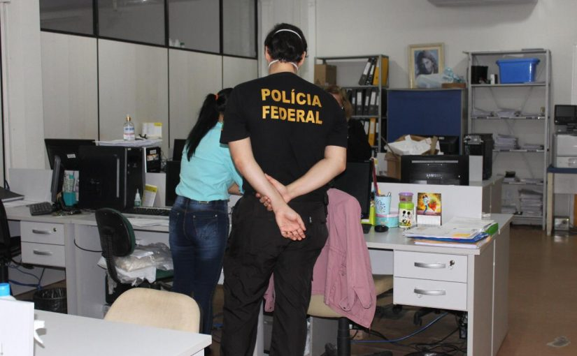 Operação da PF investiga desvio de verbas para o combate ao covid19 em São Luís e Ribamar