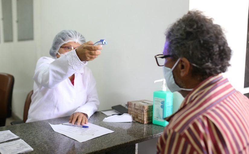 Centro de Saúde Dr. Genésio Rêgo retoma atendimento ao público