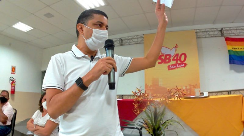 Bira apresenta plano de governo com 40 compromissos para administrar São Luís