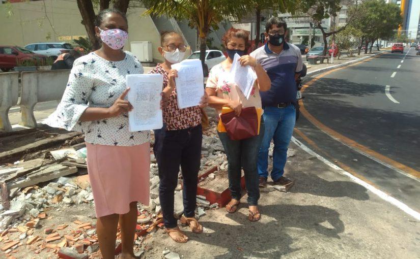 Feira solidária mobiliza apoiadores das bancas de revista