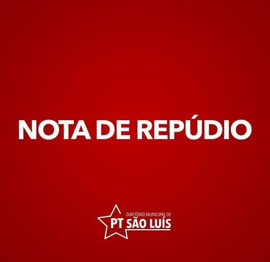 Nota oficial do PT afirma apoio a Duarte Junior