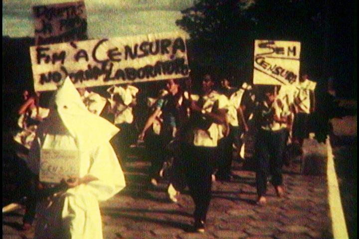 Documentário inédito por 38 anos revela censura na UFMA e resistência dos estudantes na década de 1980