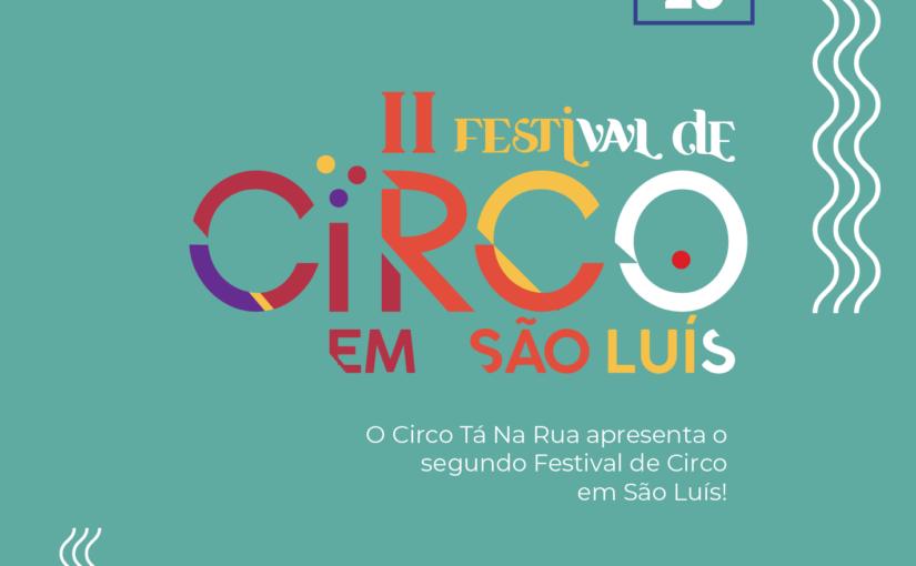 II Festival de Circo de São Luís terá eventos on line