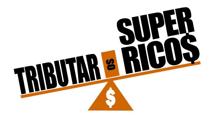 Tributação dos super-ricos propõe redução da desigualdade no Brasil