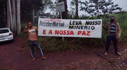 Mais de 2000 pessoas atingidas por mineradora em Itatiaiuçu-MG esperam a reparação integral