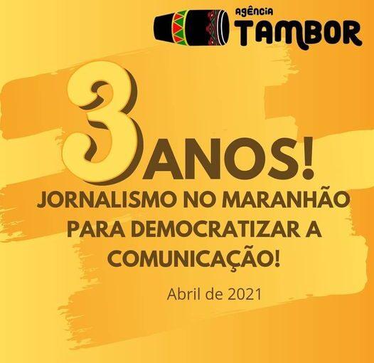 Agência Tambor celebra três anos com programa especial