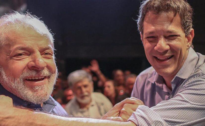 Qual a(o) vice ideal na chapa de Lula em 2022?