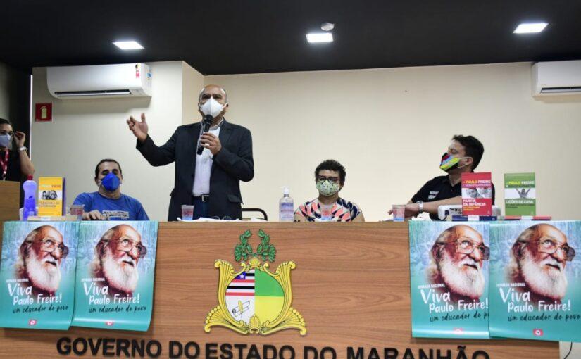 Paulo Freire inspira programa educacional no Maranhão