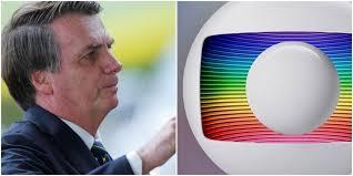 Globo & Bolsonaro: entre tapas e beijos