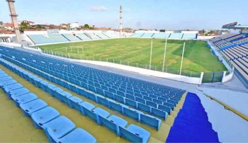 Onde foi parar o dinheiro da luz no estádio Nhozinho Santos?
