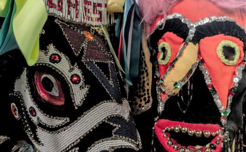Boi da Floresta de Mestre Apolônio promove oficina de confecção da indumentária de cazumbá
