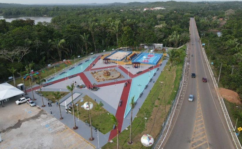 Inauguração do Parque das Águas e urbanização do rio Una potencializam o turismo em Morros
