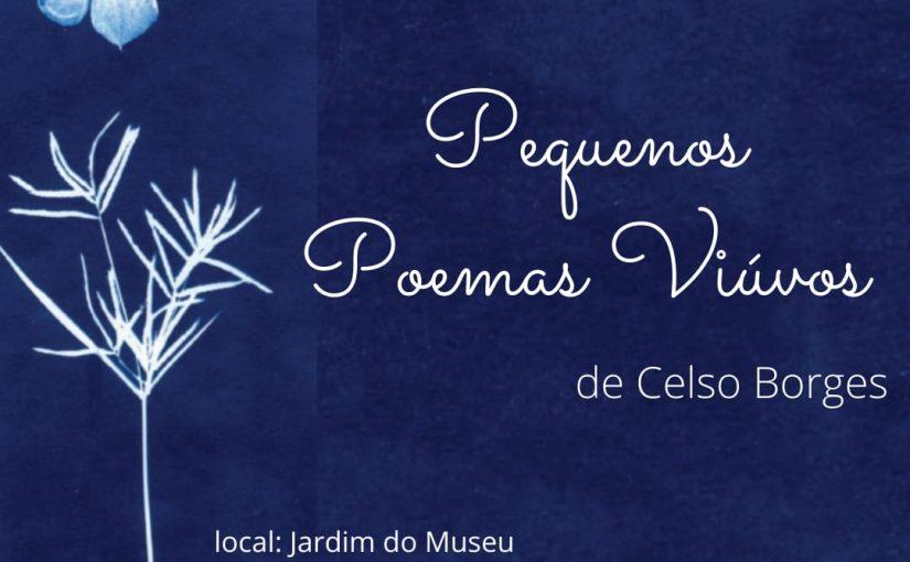 Literatura e chorinho: Celso Borges lança pequenos poemas viúvos