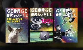 """""""1984"""": o bolsonarismo em livre tradução de George Orwell"""